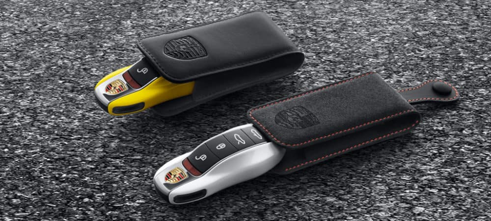 How to Change Your Porsche Key Fob Battery