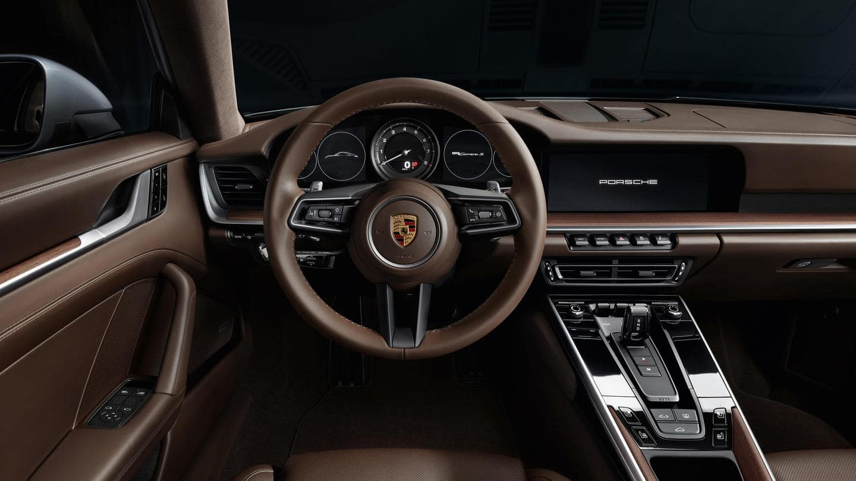 2019 Porsche Carrera 4S Interior