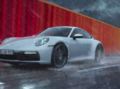 What is Porsche Wet Mode?