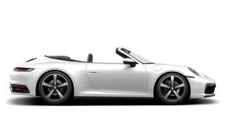 2020 911 Carrera 4 Cabriolet