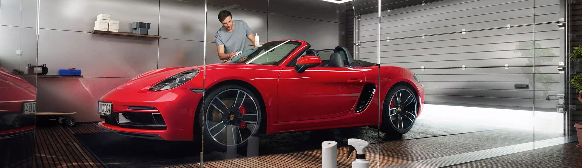Porsche Detailing Services