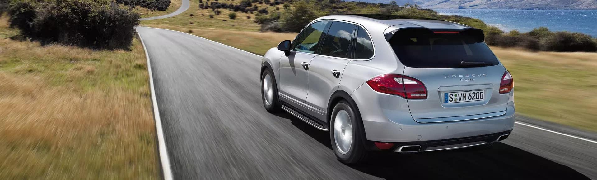 Porsche Certified Pre-Owned Unlimited Mileage Warranty