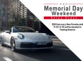 Memorial Day Weekend At Porsche Fremont