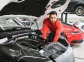 Will My Porsche Car Battery Die If I Don't Drive It?