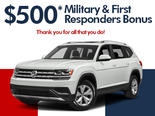 Military & First Responders Program