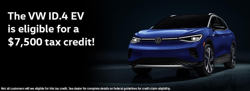 VW ID.4 EV Tax Credit