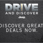 jeep drive and discover