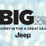 Jeep BIG Finish Sale near Akron Ohio