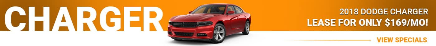 2018 Dodge Charger Just $169/mo!