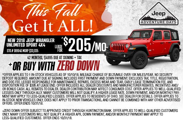 Claim Lease Special