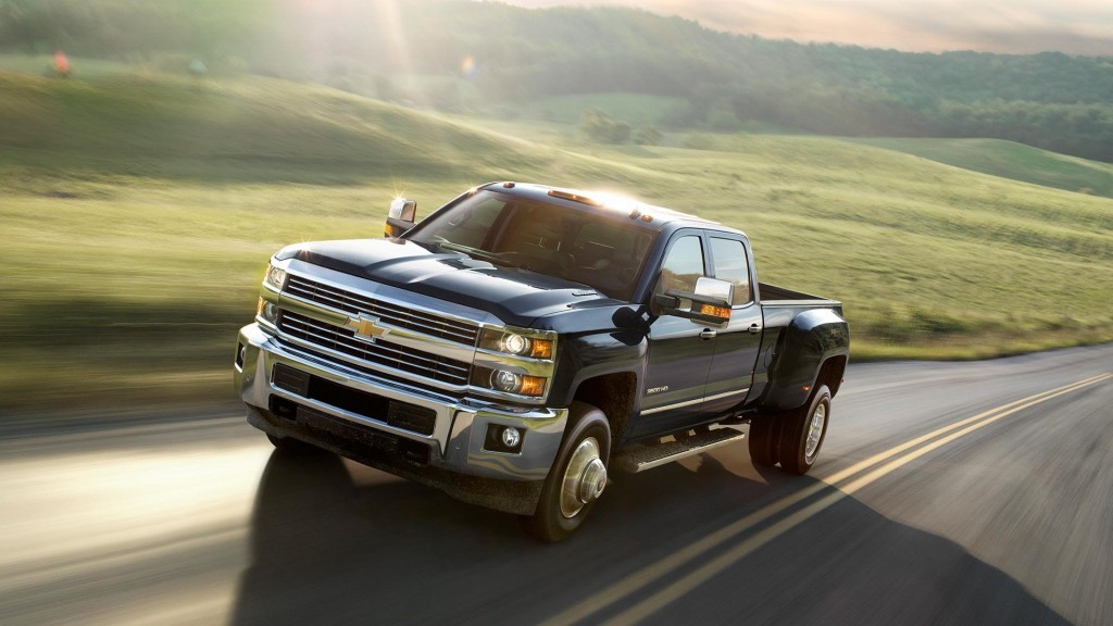 Future 2016 Chevy Silverado 3500HD near Canton Ohio