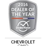 Progressive Chevrolet Dealer of the Year by DealerRater