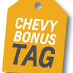 chevy bonus tag progressive