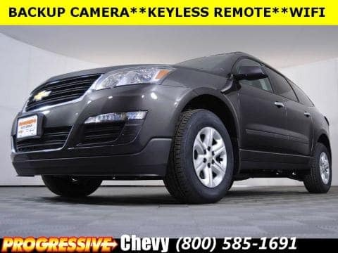 2016 Chevrolet Traverse AWD LEASE SPECIAL MASSILLON CANTON AKRON