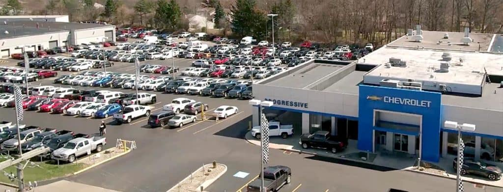 Progressive Chevrolet in Massillon Ohio