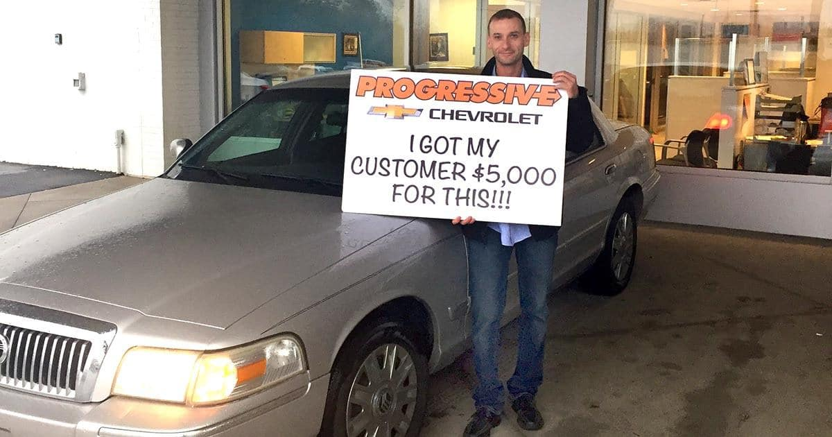 Get $5000 for Trade Vehicle