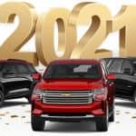 2021 Chevy SUVs