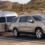 2021 Diesel Chevrolet Suburban