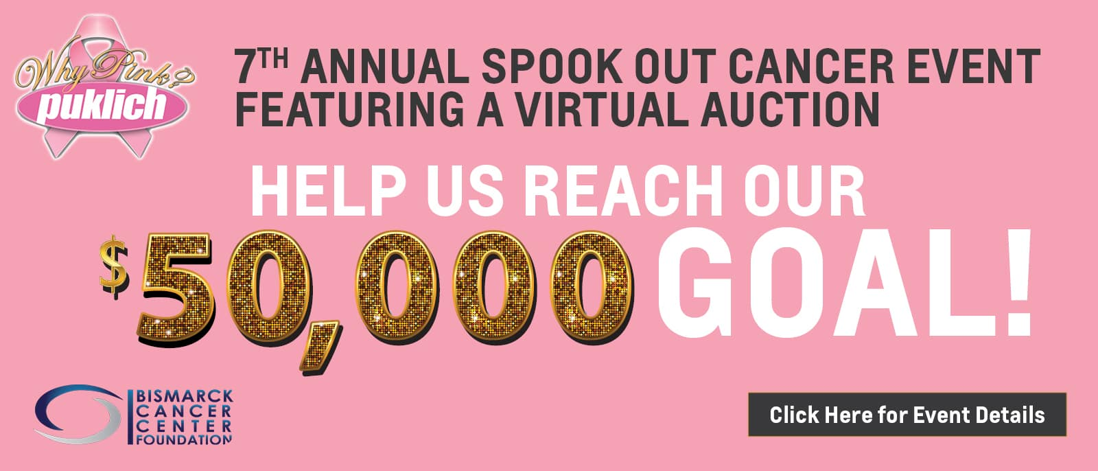 Spook Out Cancer Event