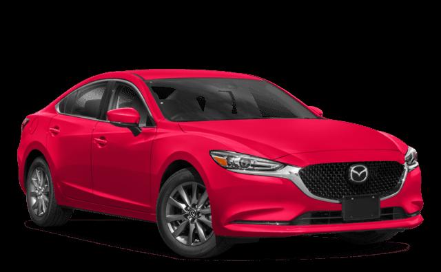 2018 Mazda6 Angled