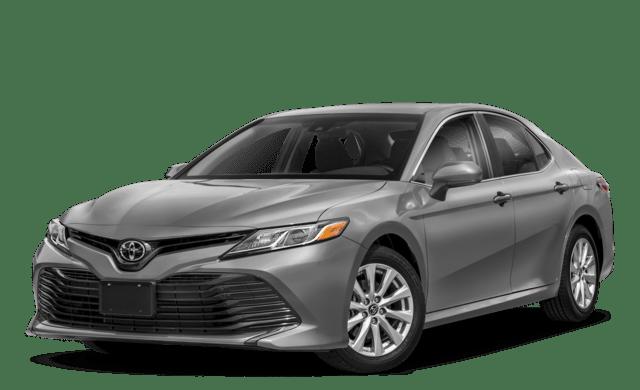 2018 Toyota Camry Angled