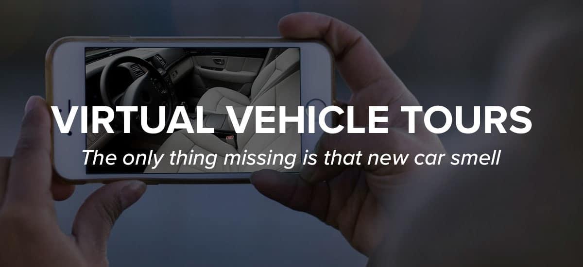 Virtual Vehicle Tours
