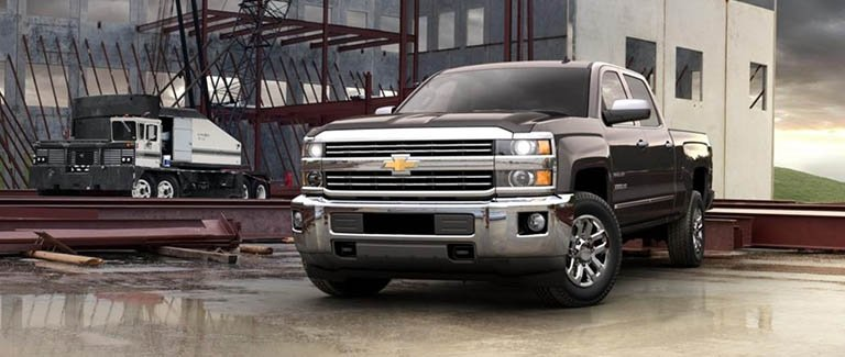 New 2019 Chevy Silverado 2500HD