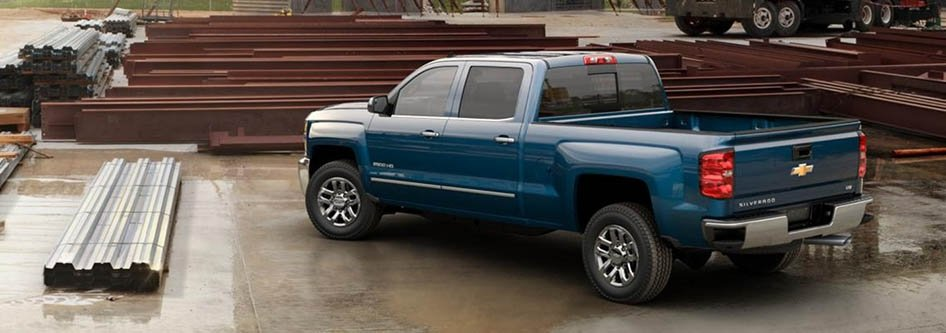 New Chevy SIlverado 2500HD Deals | Quirk Chevy NH