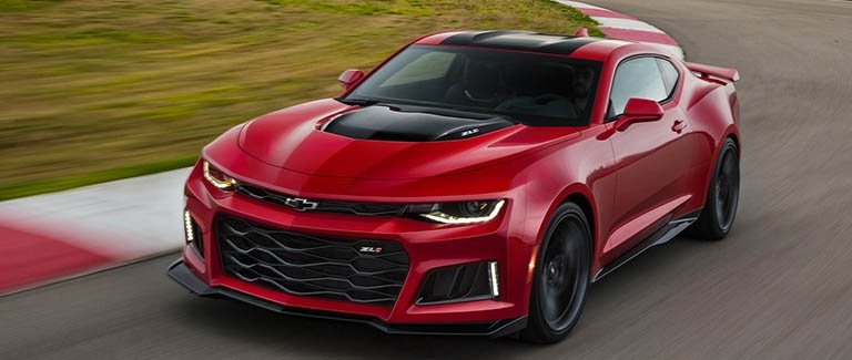 New 2019 Chevy Camaro