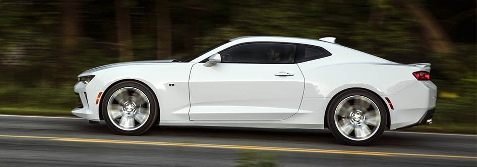 New Chevy Camaro Lease Deals