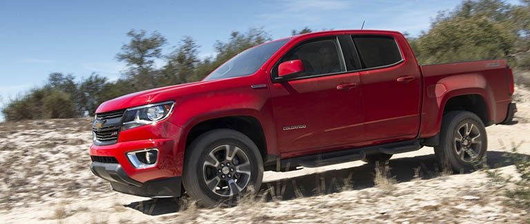 New Chevy Colorado Deals | Quirk Chevy Manchester, NH