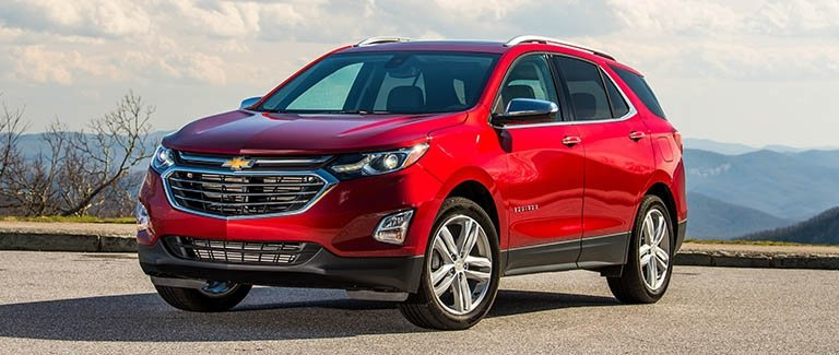 New Chevy Equinox