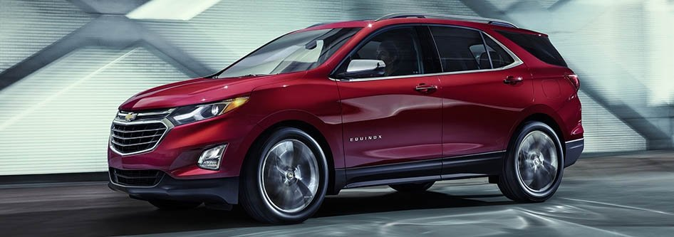 New Chevy Equinox Lease & Finance Deals | Quirk Chevy NH