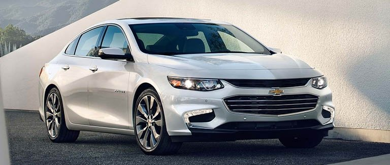 New 2018 Chevy Malibu