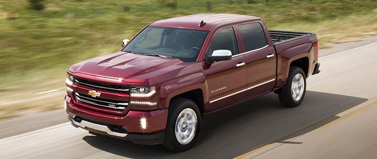 New Chevy Silverado 1500