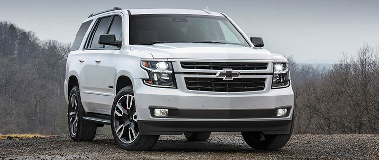 New Chevy Tahoe