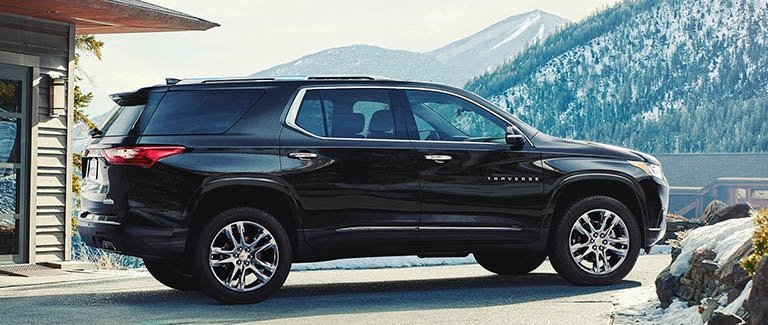 New Chevy Traverse