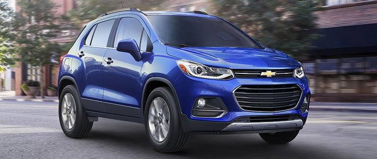 New Chevy Trax