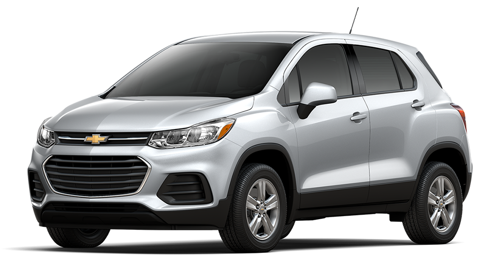 New Chevy Trax Lease & Finance Deals