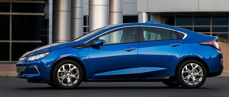 New 2019 Chevy Volt