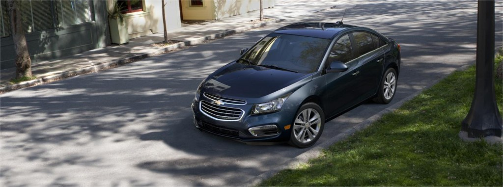 2015 Chevrolet Cruze Quirk Chevy NH
