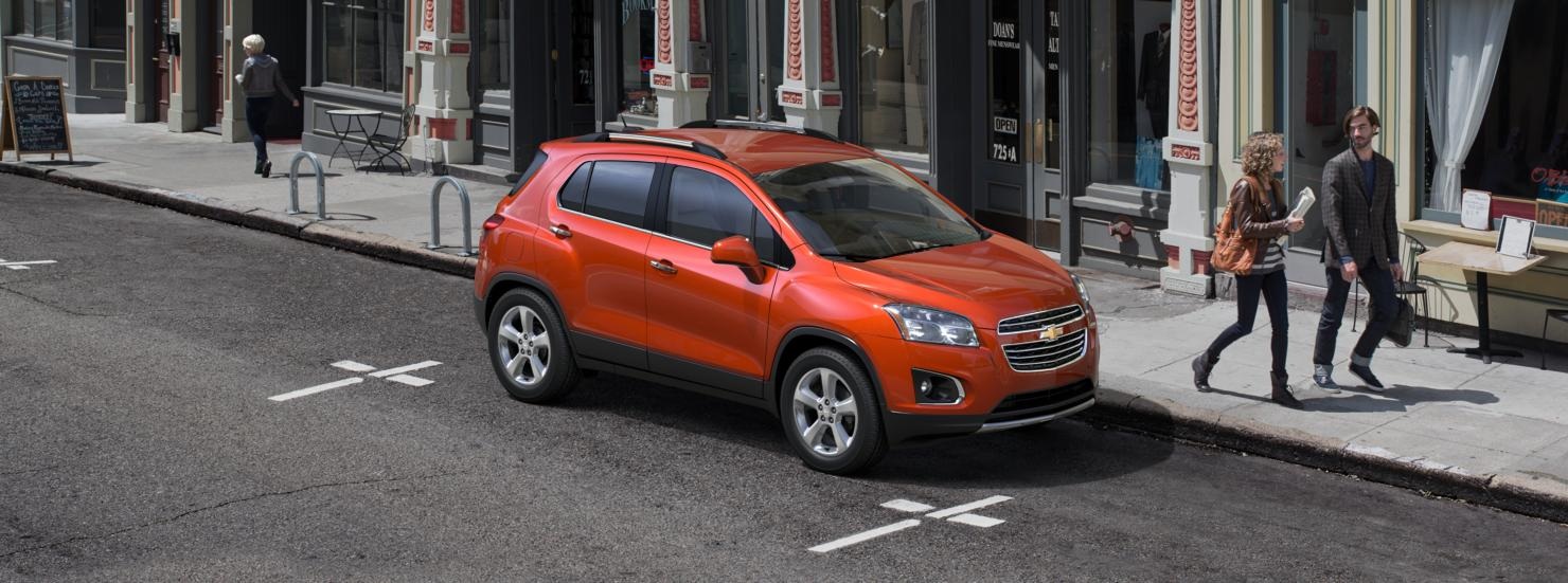 Chevy Tahoe Lease Deals >> New Chevy Trax Lease & Finance Deals | Quirk Chevy NH