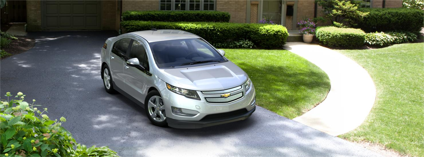 New Chevy Volt Lease Deals | Quirk Chevy NH
