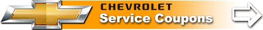 Chevrolet Service Coupons