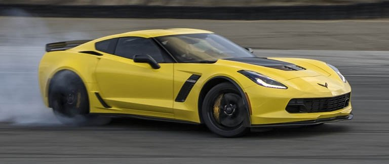 New 2018 Chevy Corvette