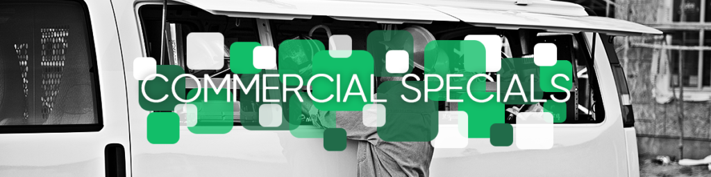 Chevy Commercial Finance & Lease Specials