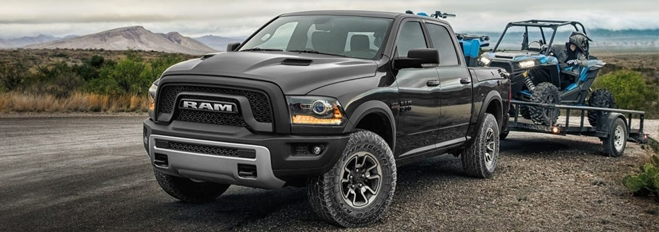 New Ram 1500 Deals and Lease Offers