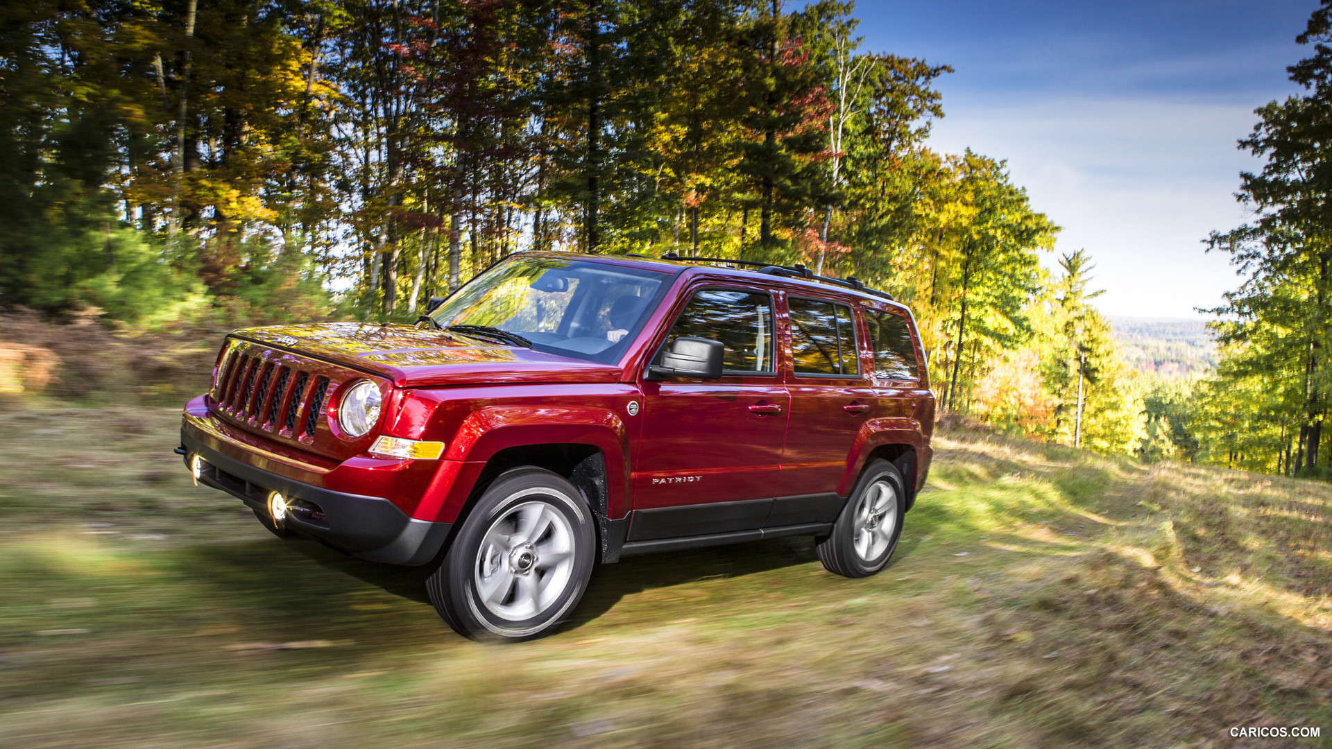 new jeep patriot deals and lease offers