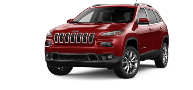 New Jeep Cherokee at Quirk Chrysler Jeep Dodge Ram