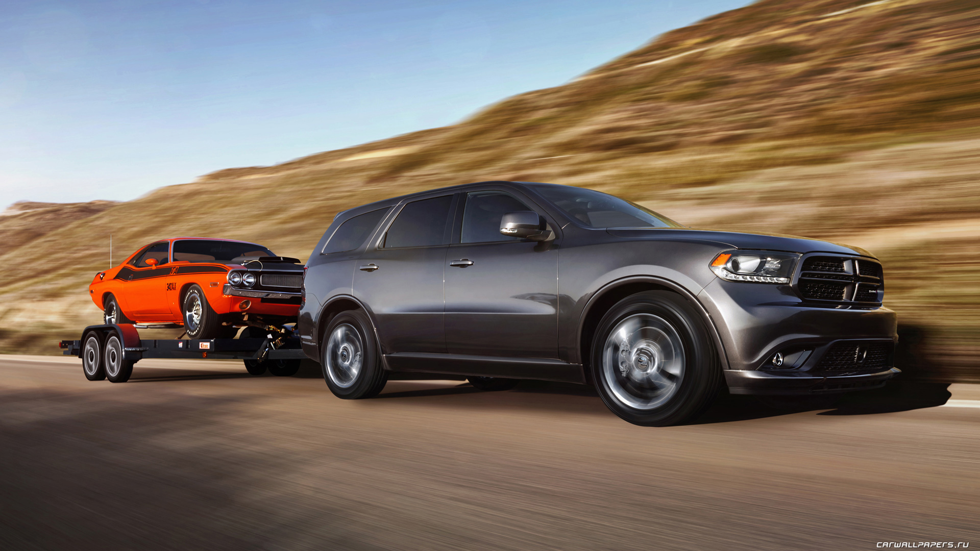 rallye roadshow model sporty dodge package looks durango to news promo gt appearance adds